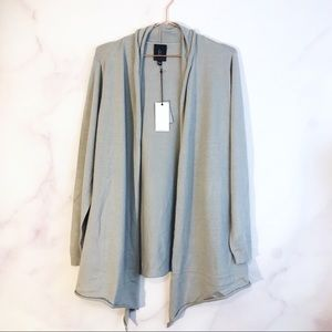 NWT Collection by Bobeau Cardigan